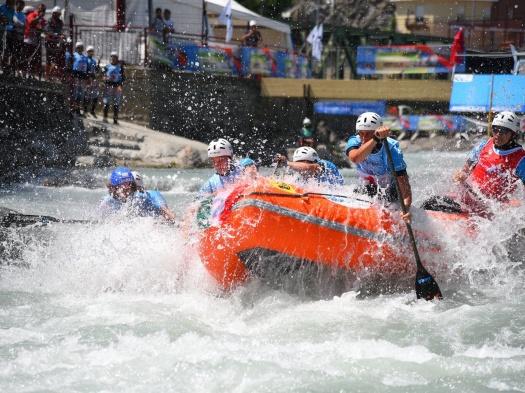 2020 WRF European Rafting Championships - Sondrio