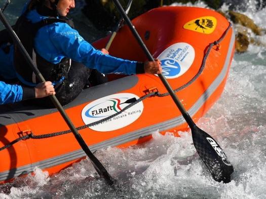 Italian Rafting Championships - Valbrenta