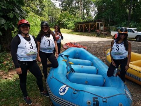 Costa Rica National Rafting Championships - Las Juntas